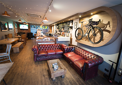 GIRO Cafe, Esher, Design & Build